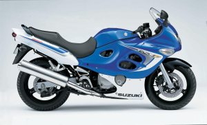 Suzuki Katana GSX600